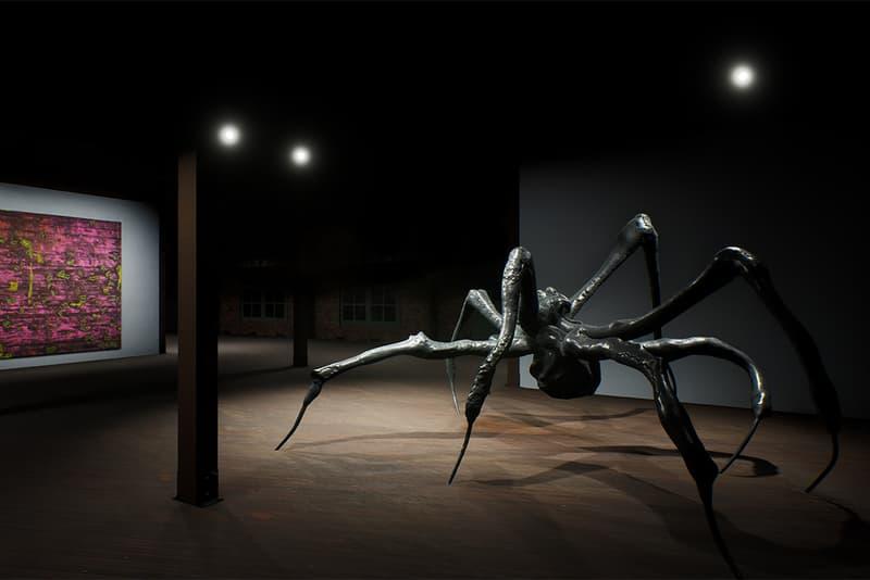 hauser wirth artlab virtual reality tool artworks exhibitions