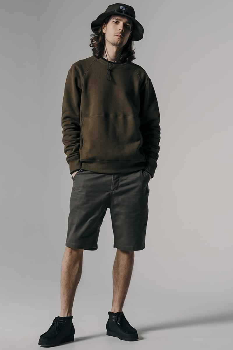 HAVEN Spring Summer 2020 Collection Drop 2 menswear streetwear retailer canada jackets shirts hoodies komtasu fabric pullover t shirts tees pants trousers cargo hats caps hoodies