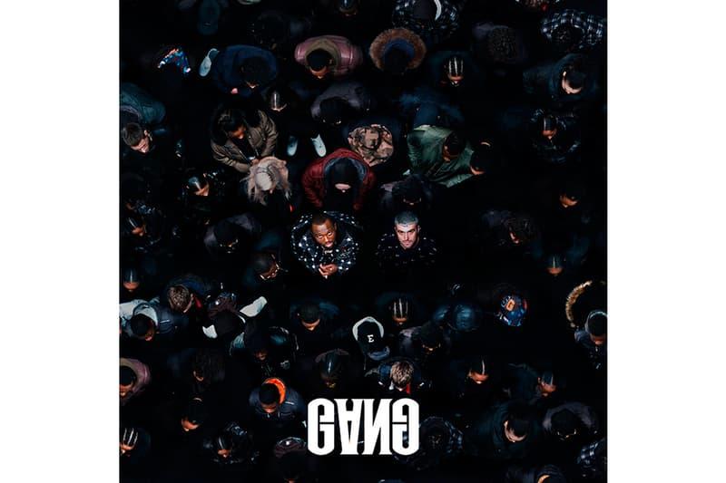 Headie One & Fred again.. 'GANG' Mixtape Stream fka twigs sampha jamie xx the xx octavian slowthai spotify apple music listen now