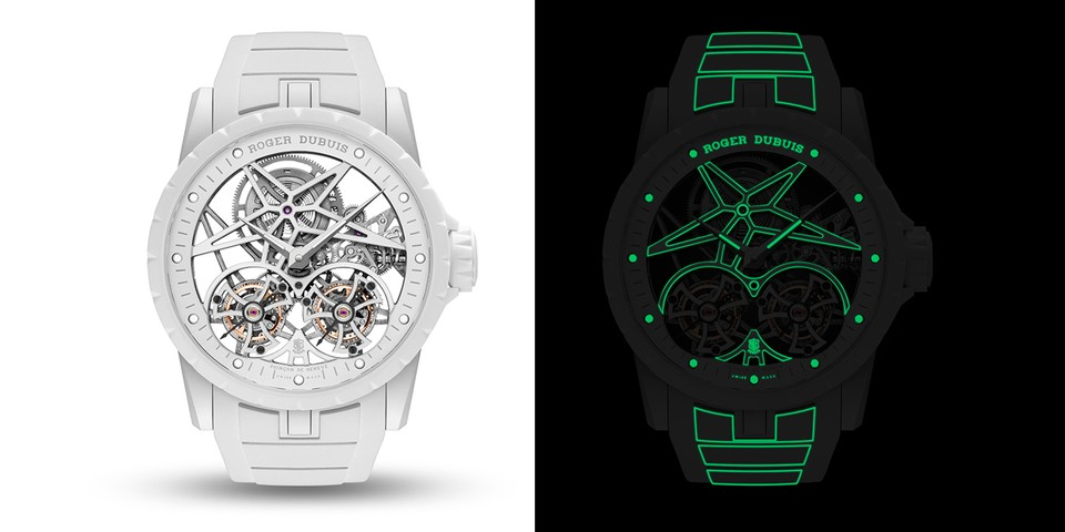 A Closer Look at the Roger Dubuis Excalibur Twofold Watch