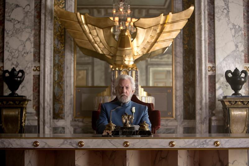 The Hunger Games Ballad of Songbirds and Snakes Francis Lawrence News director THG Mockingjay 1 2 movies entertainment films lionsgate