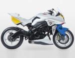 ICON Motorsports Looks to 'Gundam' for Custom 2020 Suzuki Katana