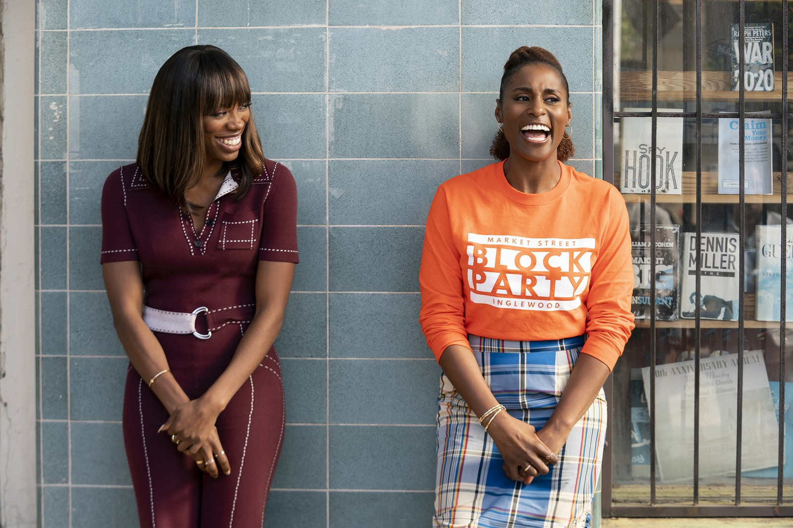 Issa Rae Interview on Insecure Season 4 Soundtrack HBO Television TV Show Film Movie Entertainment Awkward Black Girl Atlantic Records Raedio HYPEBEAST