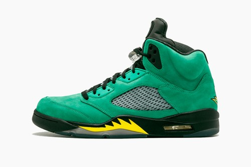 "Air Jordan 5 SE ""Oregon"""