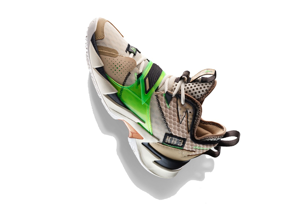 jordan brand russell westbrook why not zer0 3 one take kb3 Khelcey Barrs III release date info photos price