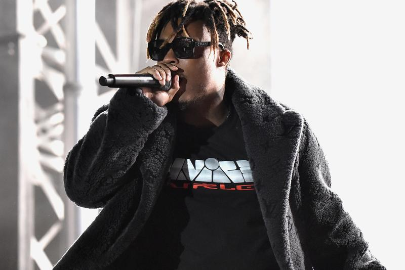 "Juice Wrld ""Righteous"" Posthumous Single Stream chicago rap hip-hop singer songwriter spotify apple music listen now"