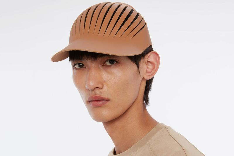 JW Anderson Slit-Detailed Visor Hat