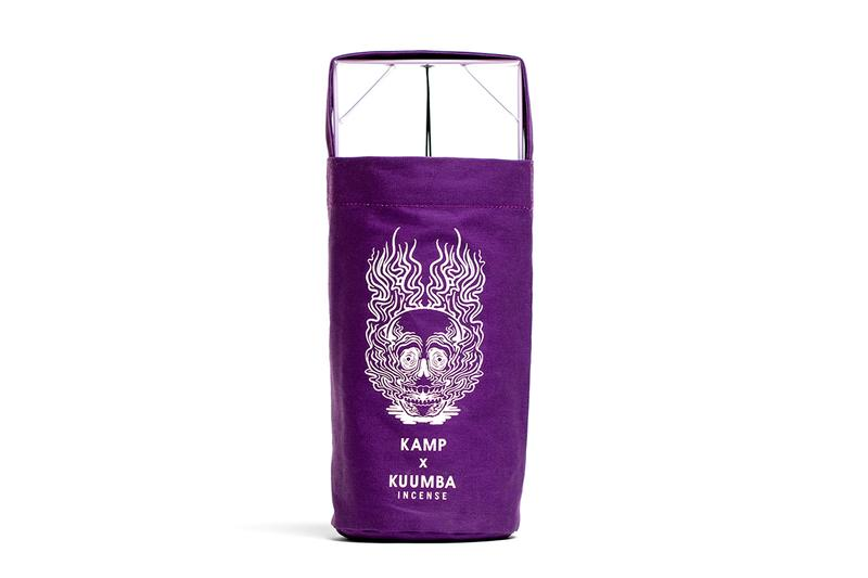 Kamp Grizzly x Kuumba International Charity Collaboration Release Information Incense Sticks Burner Chamber Design Work From Home Essentials COVID-19 Coronavirus Scents Smells Fragrance