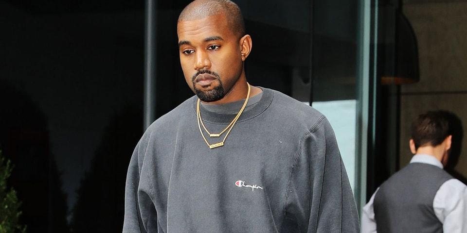 Kanye West Spotted Wearing Unreleased YEEZY Season 8 Boots