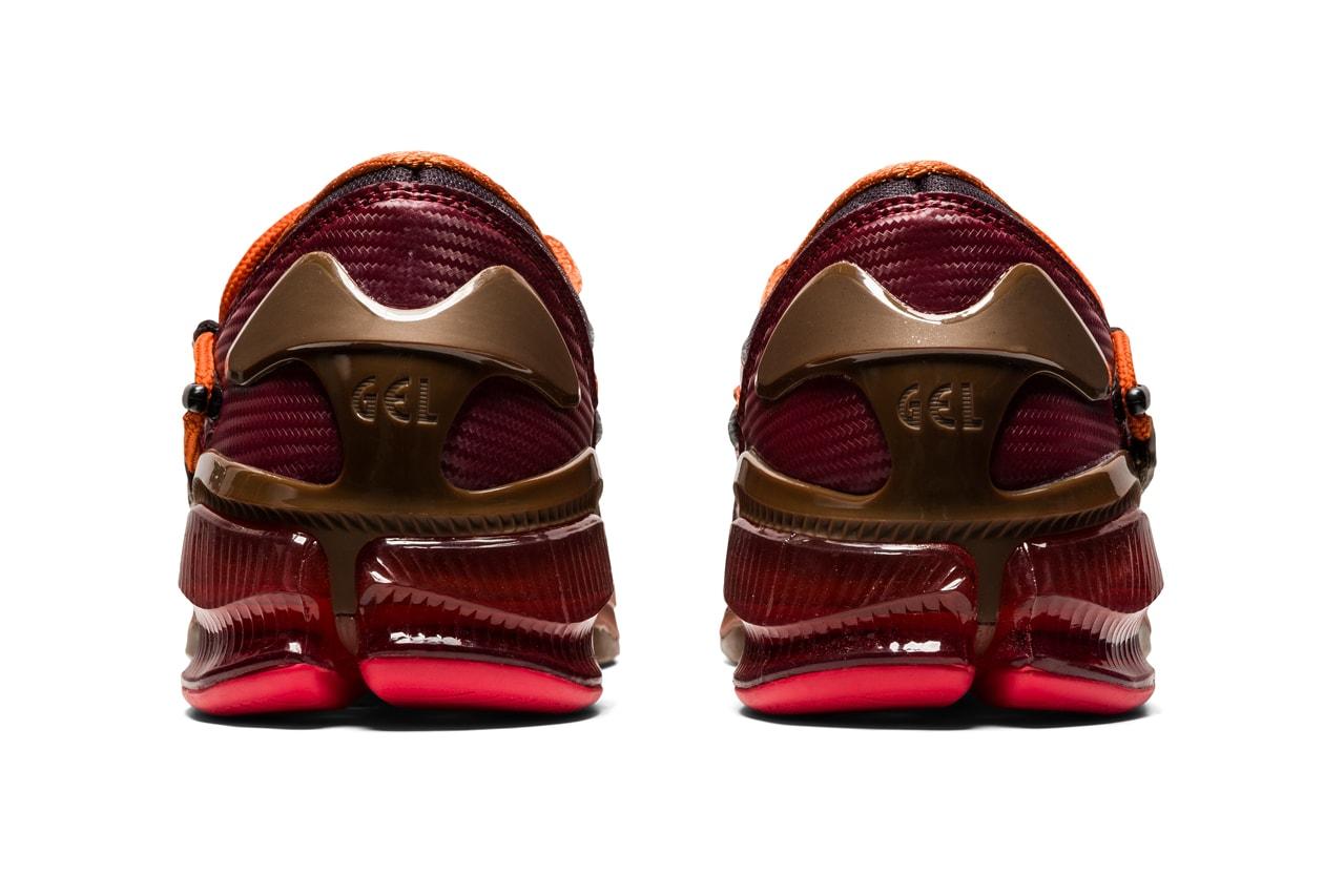 Kiko Kostadinov x ASICS GEL-Aurania 最新聯名鞋款正式登場
