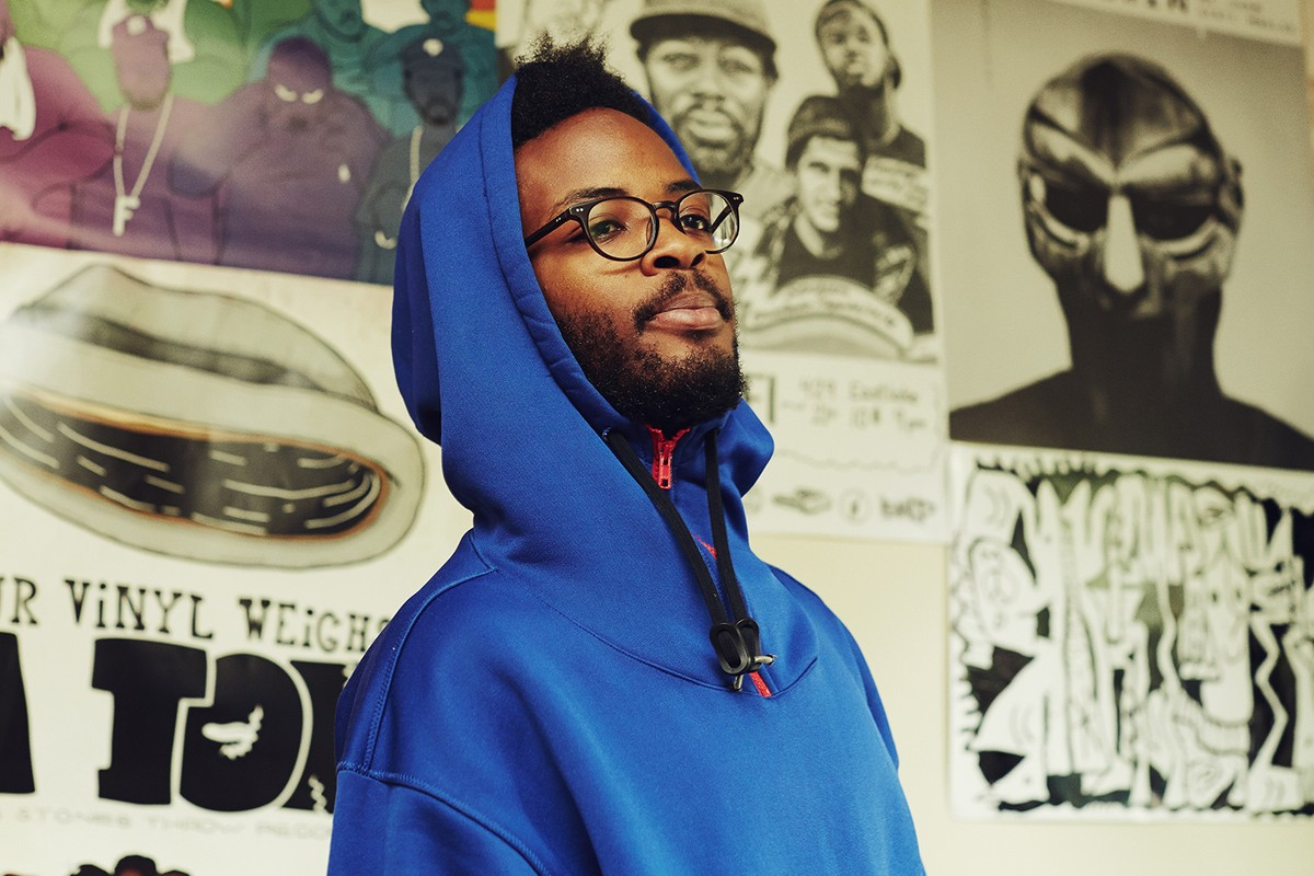 Knxwledge Can't Stop Working