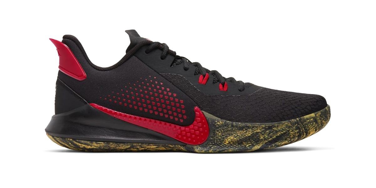 Kobe Bryant Nike Mamba Fury \