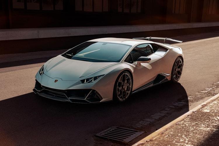 NOVITEC Crafts Extra-Sporty Lamborghini Huracán EVO