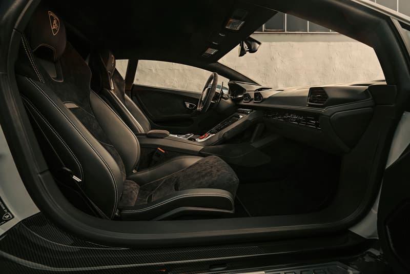 Lamborghini Huracán EVO NOVITEC Tuning Upgrade