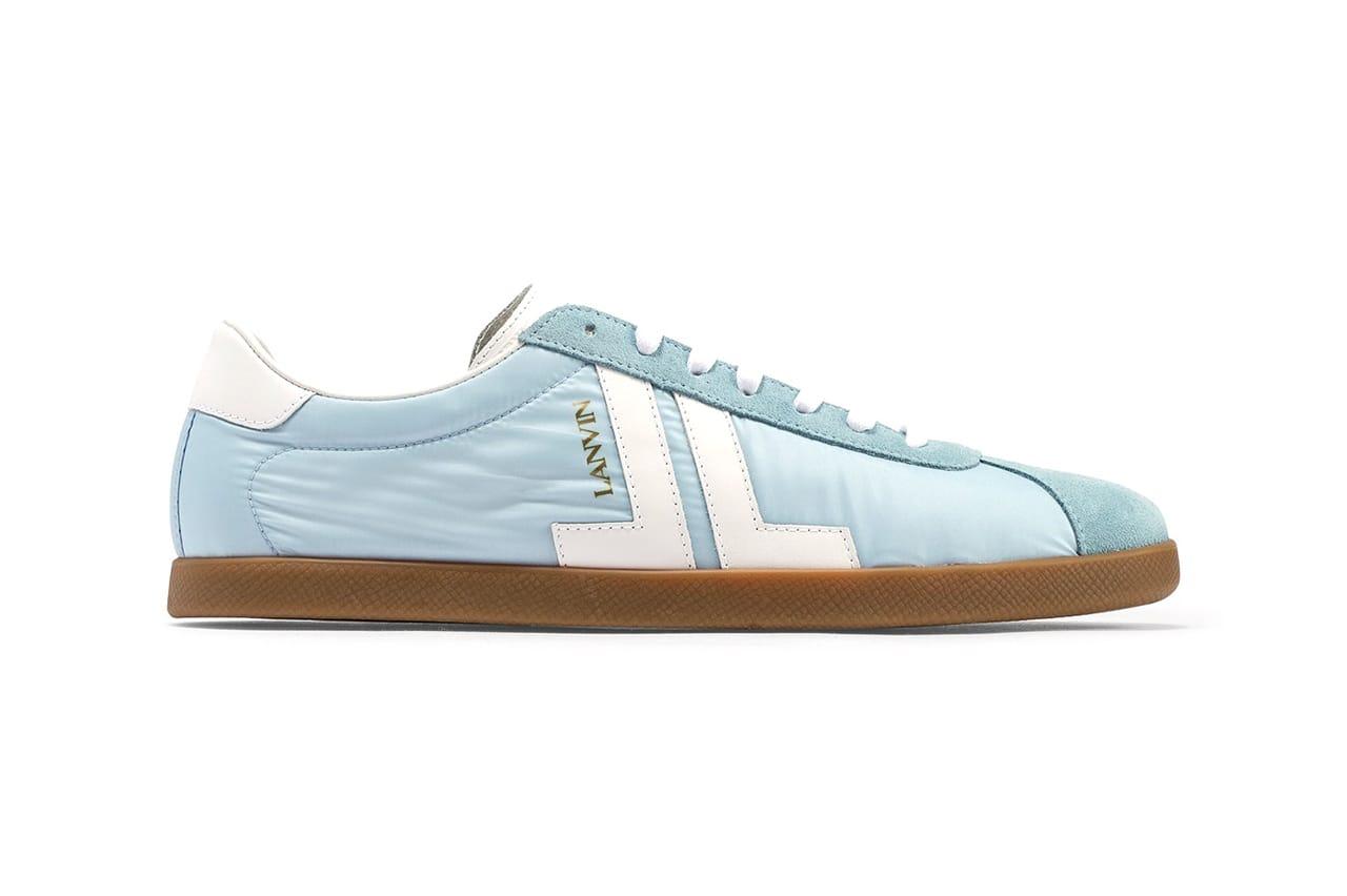 Lanvin Debuts JL Low Top Sneaker in