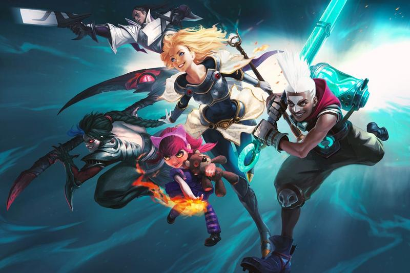 'League of Legends: Red Bull Power Spike' Tournament Announced Riot Games Battlefy Platform Gamers News Updates Discord Channel 1v1 United States