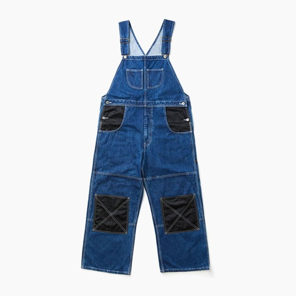 Pipes x Lee Denim Overalls