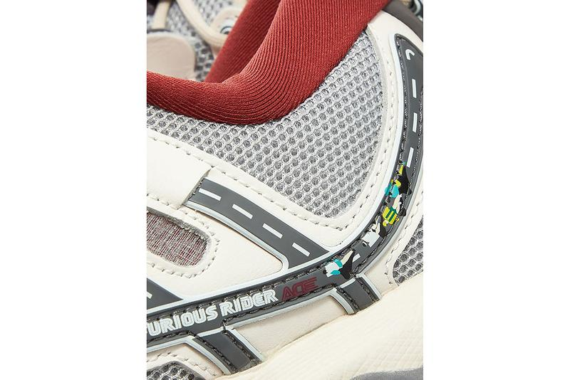 """LI-NING Furious Rider Ace 1.5 """"Grey"""" """"Beige"""" Release Information First Look Footwear Chinese Sportswear Label LN-CC Technical Shoes Sneakers"""