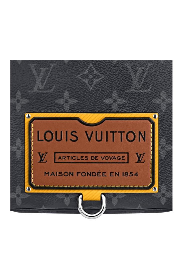 Louis Vuitton Gaston Labels Monogram Accessories special edition canvas kris wu campaign