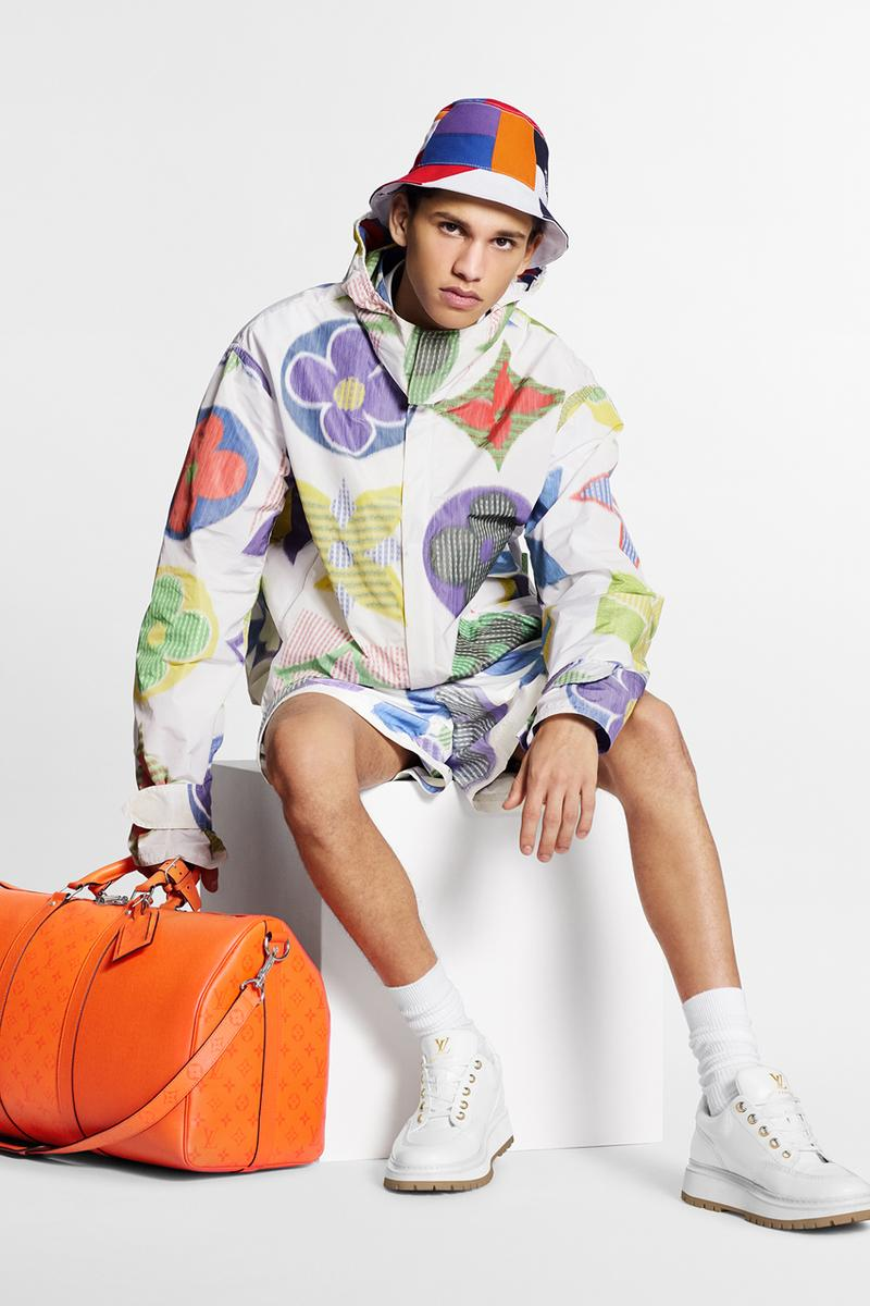 Louis Vuitton Summer 2020 Menswear Capsule Collection pre fall ss20 spring virgil abloh monogram logo collection winter