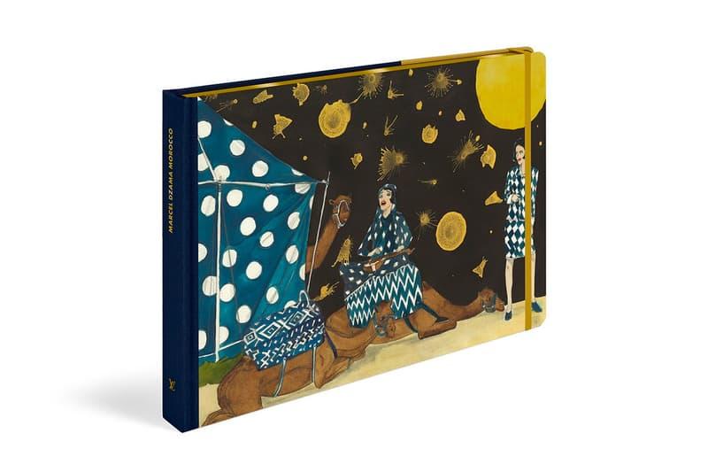 Louis Vuitton Travel Book 2020 morocco barcelona st petersburg marrakesh spain russia Marc Desgrandchamps Kelly Beeman Marcel Dzama