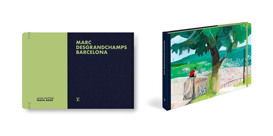 Louis Vuitton 'Travel Book' 2020 Highlights Barcelona, Morocco & St. Petersburg