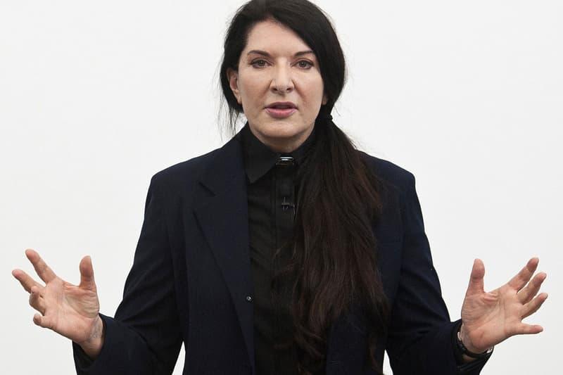 Marina Abramović '7 Deaths of Maria Callas' Postponed Performance Artist