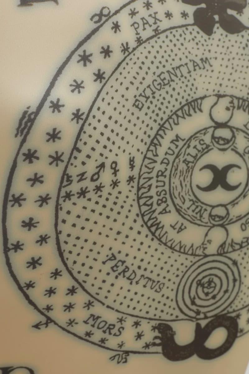 Marine Serre Tattoo-Print Sheer Stretch Top Release Info Buy Price