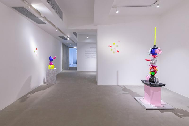 mark whalen gentle reminders over the influence hong kong exhibitions artworks sculptures