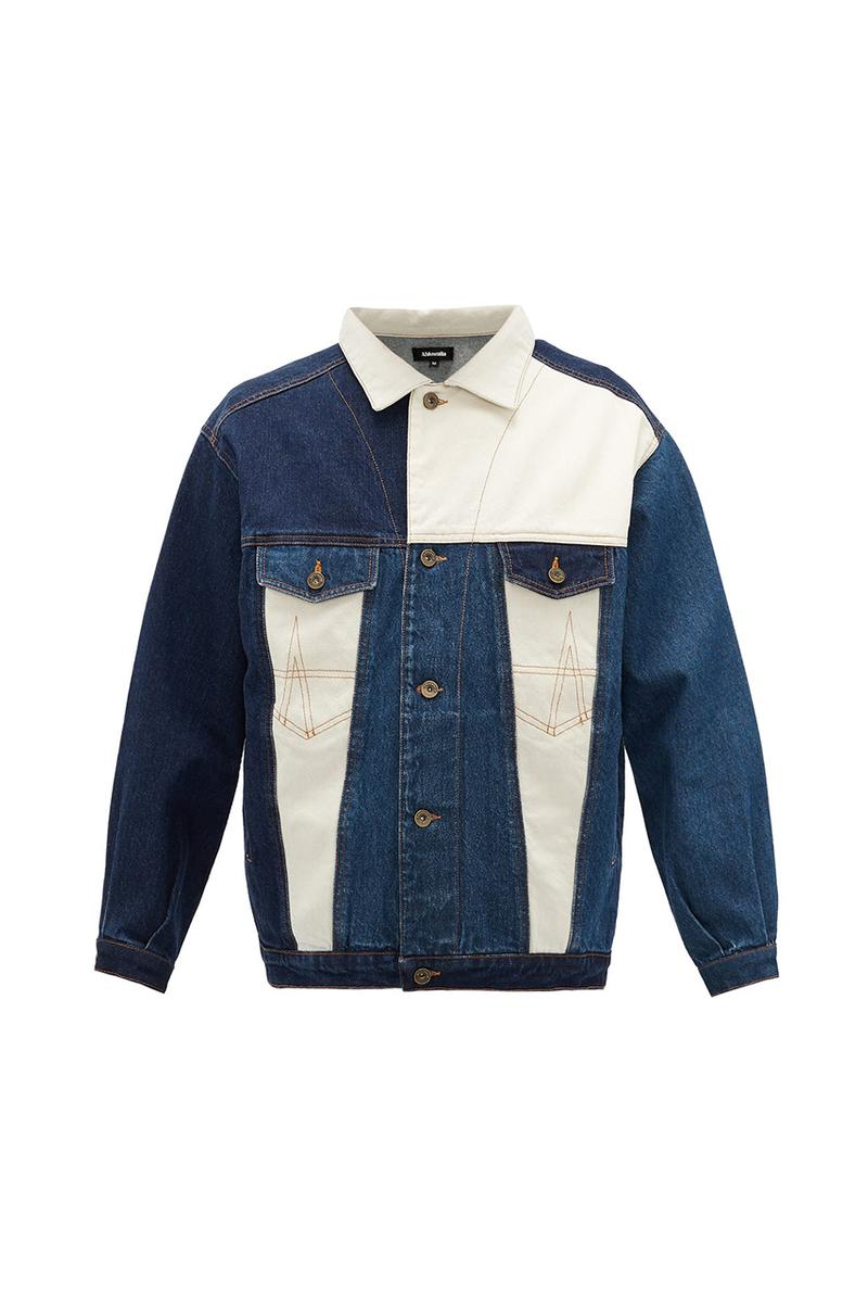 MATCHESFASHION Launches Exclusive Priya Ahluwalia Studio Capsule Collection Patchwork Upcycled Sustainable Recycled Shirts Shorts Jackets Sweaters Pants Silk Paneling