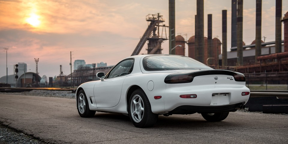 Pristine 1994 Mazda RX-7 FD With 45k Miles Up for Auction
