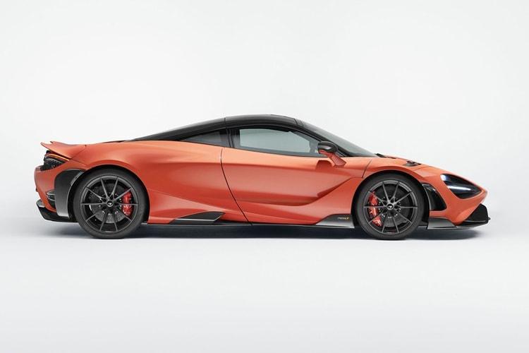 McLaren Prices Its Top Range 765LT at $358,000 USD