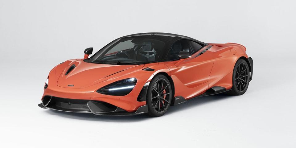 McLaren Prices Its Top Range 765LT at $385,000 USD