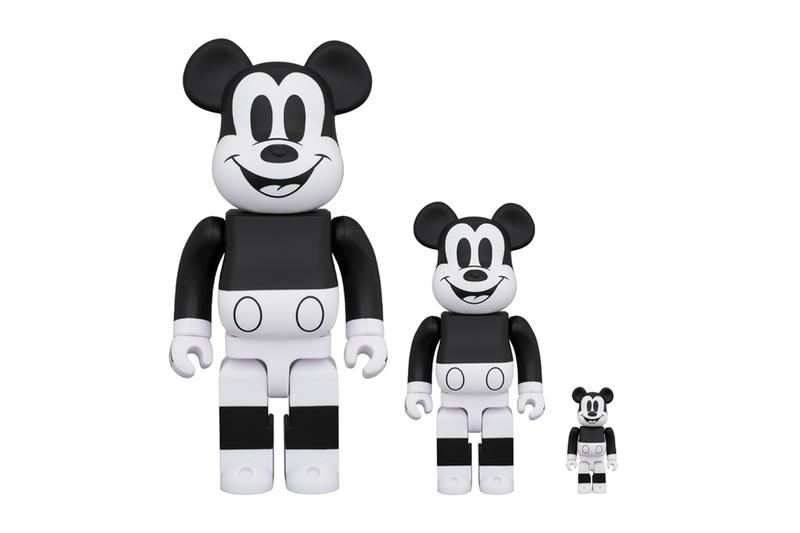Medicom Toy Mickey Mouse Be Rbrick 400