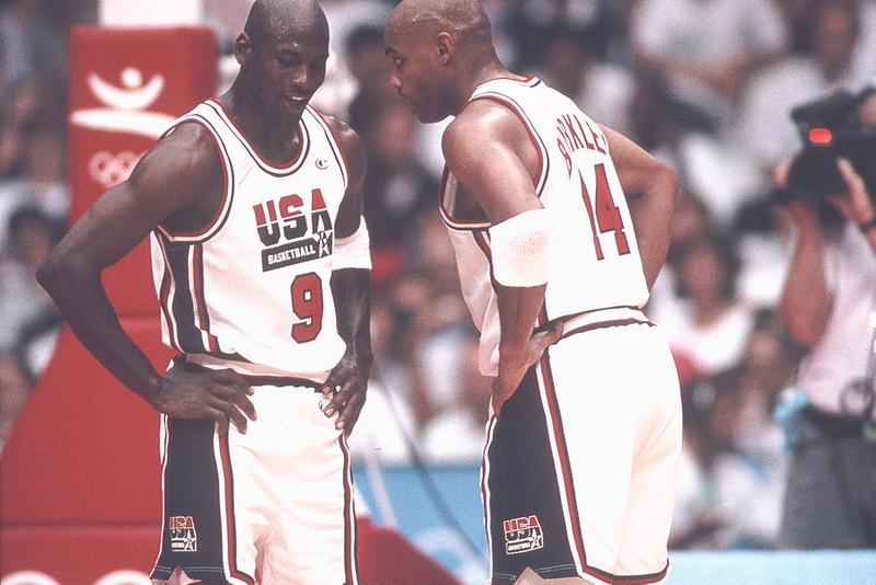michael jordan usa basketball 1992 olympics dream team jersey worn signed auction sale 216000 usd release date info photos price