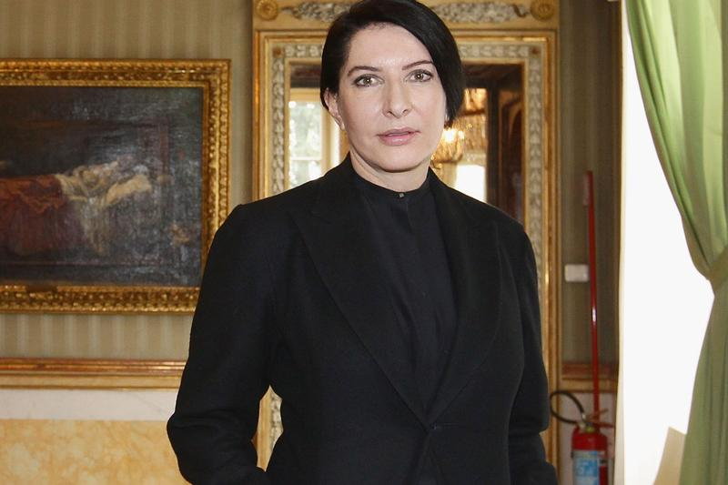 Marina Abramović Microsoft Advertisement Deleted Villa Reale Milan Italy