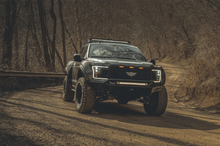 Mil-Spec Launches Special Edition F-150 Supertruck Line