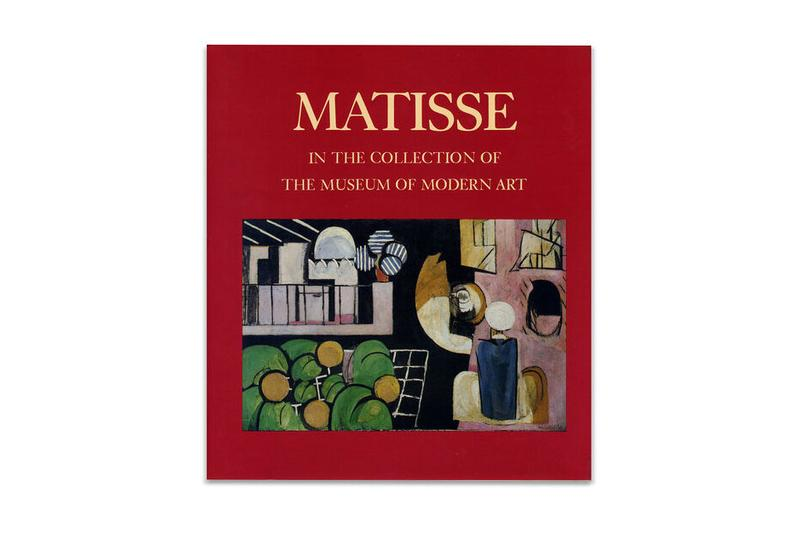 MoMA Design Store Rare Publications Collection Pablo Picasso William Eggleston Color Photography Henri Matisse Eugène Atget Archives Books