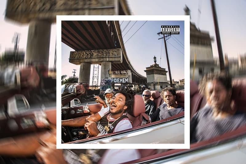 Mozzy 'Beyond Bulletproof' Album Stream hip-hop rap music spotify apple music listen now shordie shordie g herbo king von blxst west coast eric bellinger polo g lil poppa e mozzy celly ru Mozzy records empire
