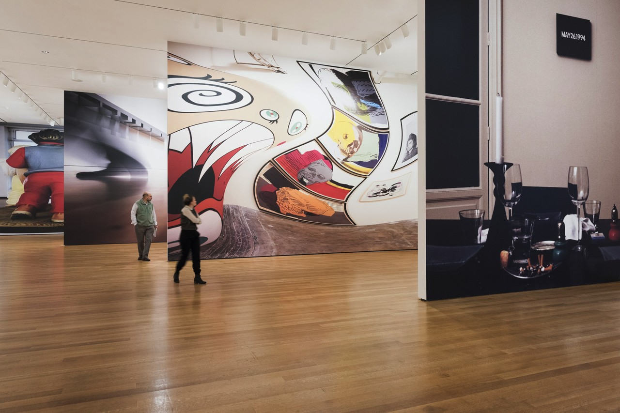 Luxury experience at MoMA