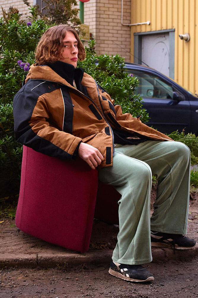NAPA by Martine Rose Fall/Winter 2020 Lookbook collection fw20 napapijri