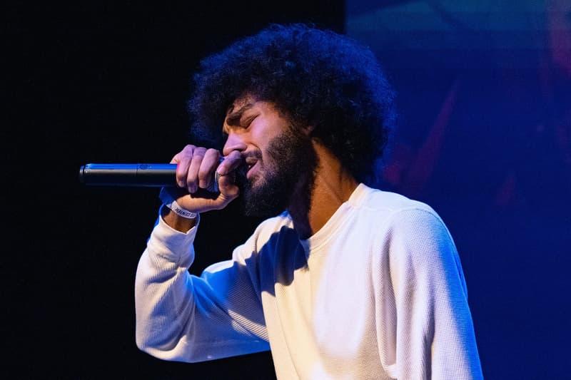 Navy Blue No Foolin New Song by Sage Elsesser Brooklyn New York Ada Irin Los Angeles California Zeroh HYPEBEAST Supreme Rapper HipHop Rap Listen SoundCloud MIKE Earl Sweatshirt