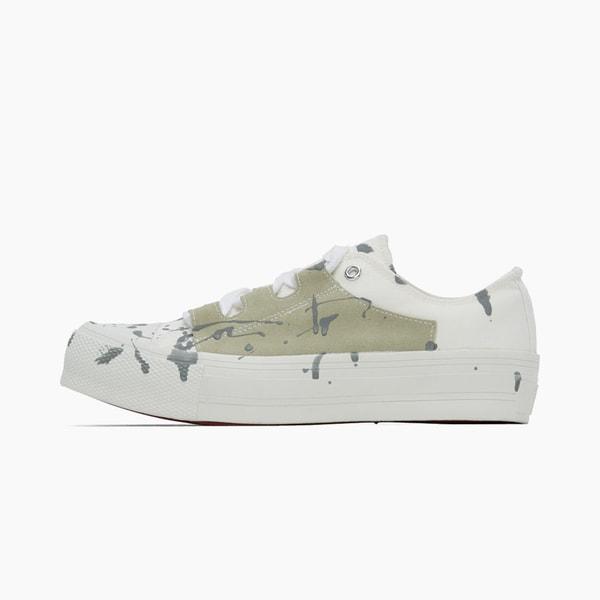NEEDLES Paint Ghillie Sneakers