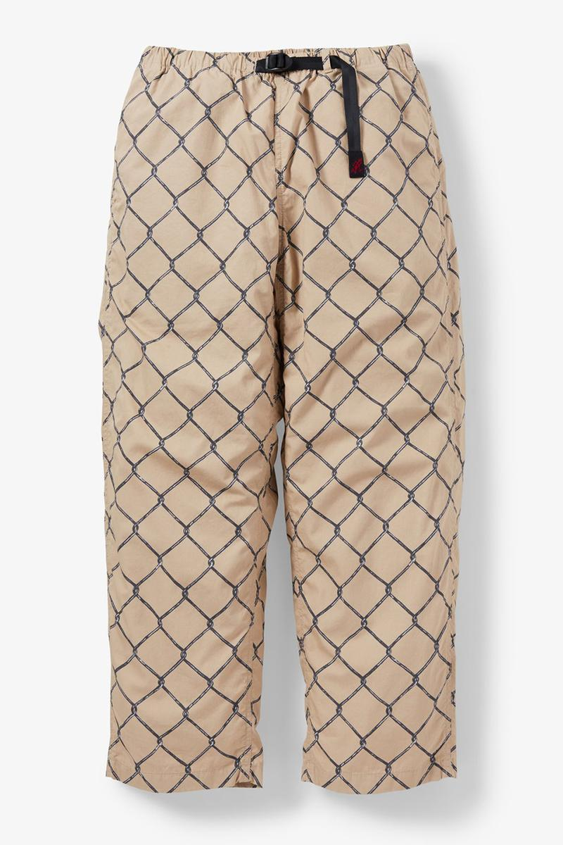 NEIGHBORHOOD x Gramicci SS20 Collaboration Collection spring summer 2020 shirt pants shorts bag hat climbing chainlink japan may 2