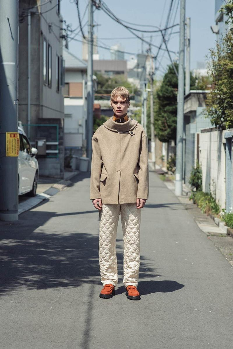 Neon Sign Fall/Winter 2020 Collection Info Knits Layers Jackets Coats Sweaters Cardigans Backwards Reversed Pants Trousers Matching Sets Sweatsuits
