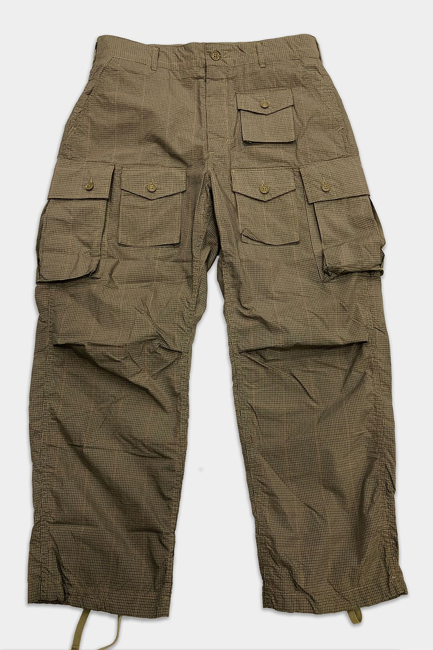 Nepenthes New York Web Store Shop Launch, Open engineered garments fa pants exclusive special release nyc