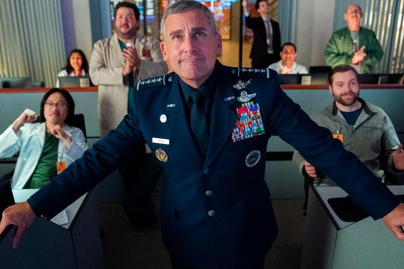 Netflix Steve Carell Space Force Premiere Date