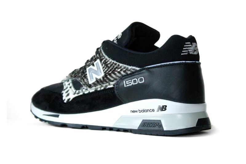 New Balance 1500 Animal Pack zebra dalmatian black white grey release date info M1500ZDK made in england dots stripes