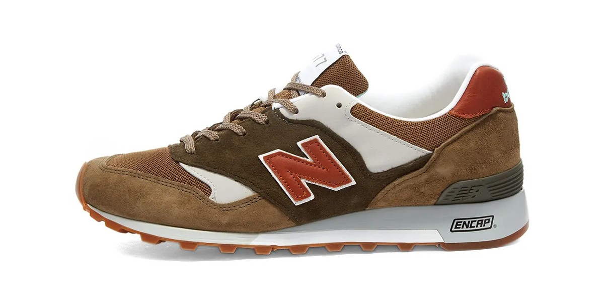 New Balance 577 Made in England \