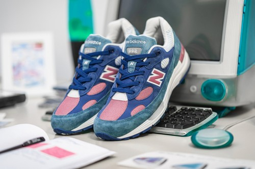 New Balance 992 Takes On Tropical Tones